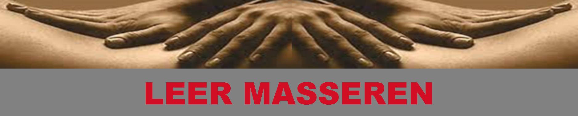 erotische massage naarden massage cursus online